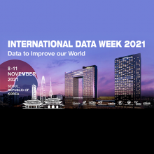 International Data Week 2021