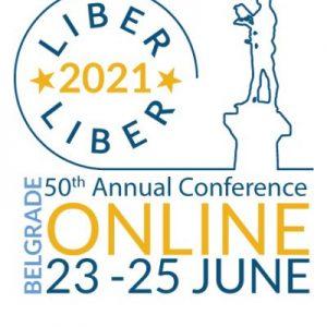50ème Conférence Annuelle de la Ligue des Bibliothèques Européennes de Recherche – LIBER 2021